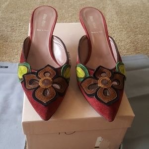 Miu Miu kitten heels size 40 (10)